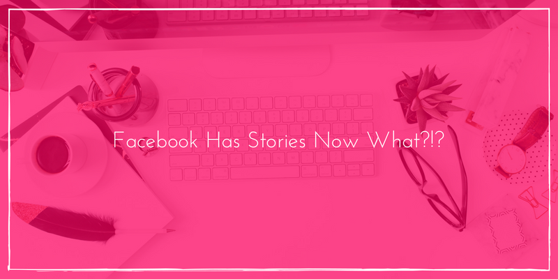 how to handle facebook stories for business