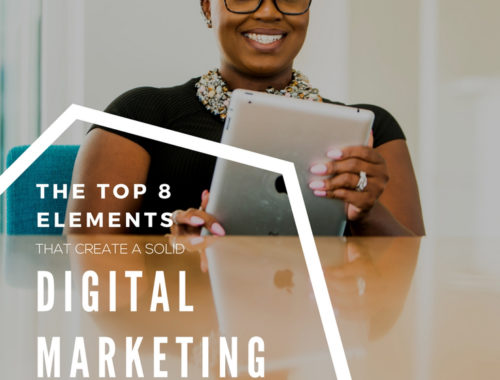 The Top 8 Elements That Create a Solid Digital Marketing Strategy
